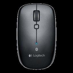 Logitech M557 - Top View